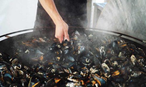 West Sweden Seafood Safaris: On Expedition at Musselbaren Ljungskile