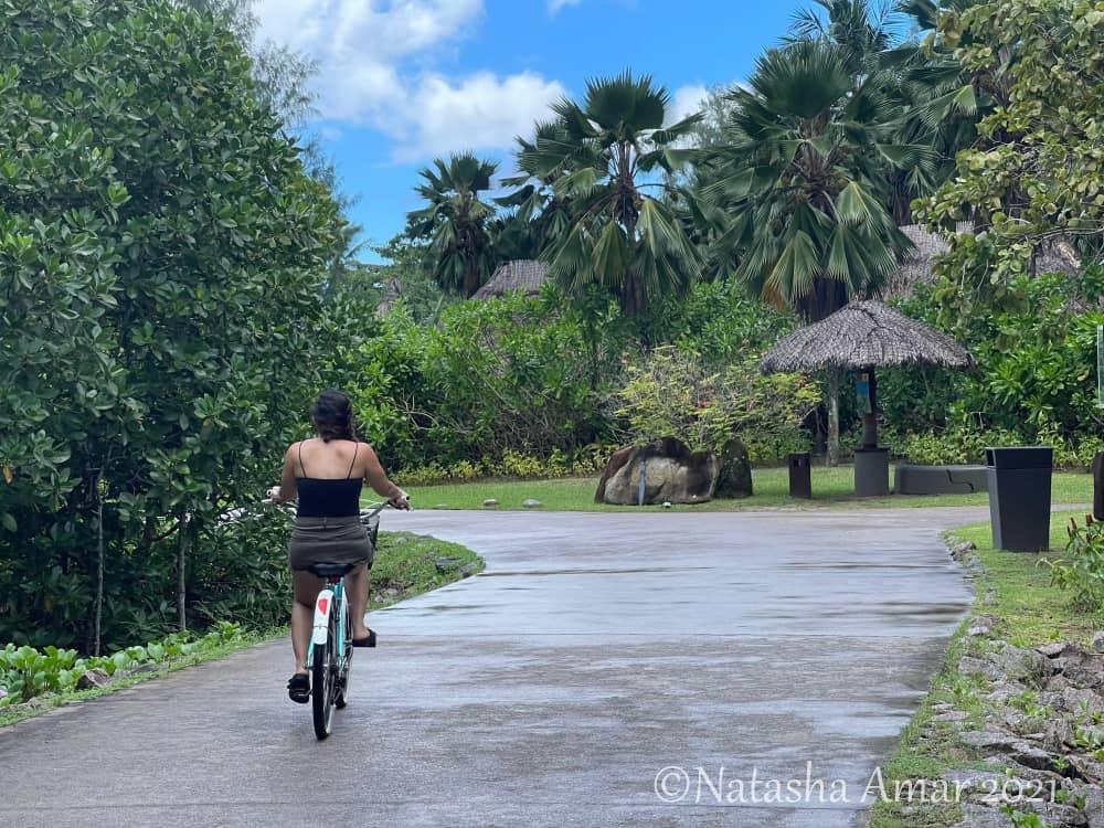 Rent a bike Seychelles