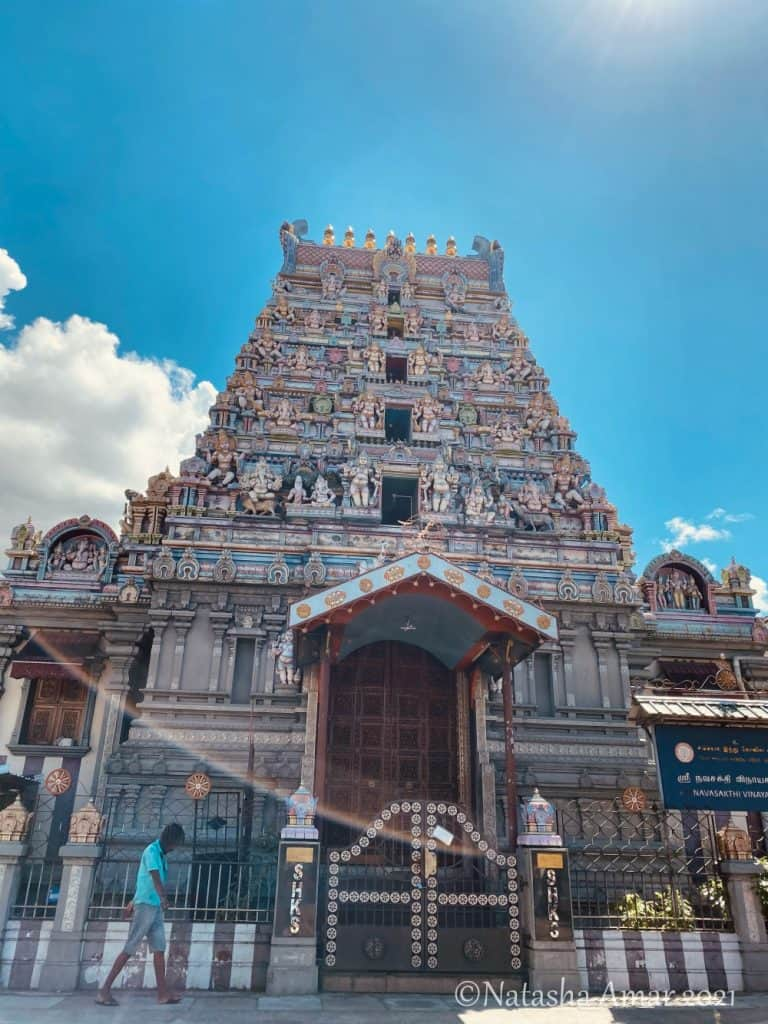 Arul Mihu Navasakthi Vinayagar Temple
